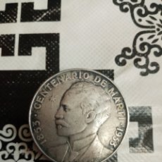 Monedas antiguas de América: 1 PESO: CUBA: 1953: CENTENARIO DE MARTI. Lote 226805705