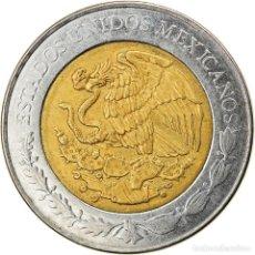 Monedas antiguas de América: MONEDA, MÉXICO, 5 PESOS, 2012, MEXICO CITY, MBC, BIMETÁLICO, KM:605. Lote 227444766