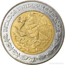 Monedas antiguas de América: MONEDA, MÉXICO, 5 PESOS, 2007, MEXICO CITY, MBC, BIMETÁLICO, KM:605. Lote 227444940
