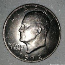 Monedas antiguas de América: DÓLAR EINSENHOWER 1972. Lote 228762670