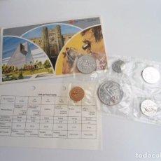 Monedas antiguas de América: CANADA - 1980 SET AÑO COMPLETO - ROYAL CANADIAN MINT - SIN CIRCULAR. Lote 229211850