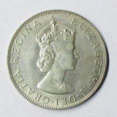 Monedas antiguas de América: BERMUDA, 1964. CORONA EN PLATA. LOTE 3542. Lote 231223950