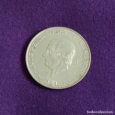 Monedas antiguas de América: MONEDA DE PLATA DE MEXICO. 5 PESOS. 1956. PESO 18,055 GR. HIDALGO. MEJICO. SILVER. ESTADOS MEXICANOS. Lote 232460715