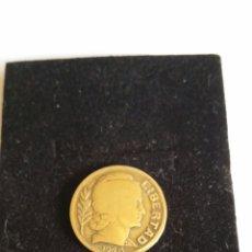 Monedas antiguas de América: MONEDA DE DIEZ CENTAVOS .ARGENTINA - 1948.. Lote 234280160