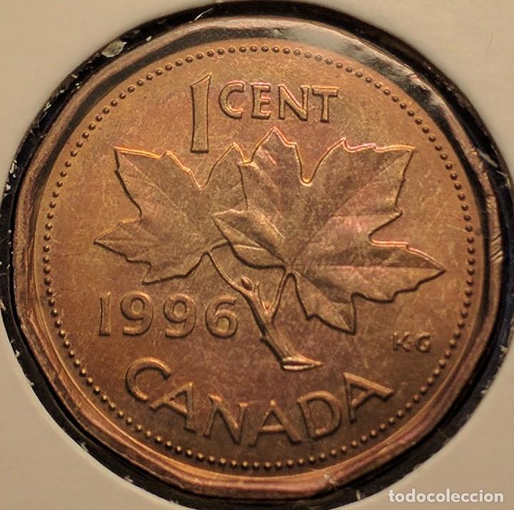 CANADA CENT 1996 S/C (Numismática - Extranjeras - América)