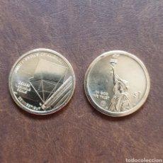 Monedas antiguas de América: USA 1 DÓLAR 2020 – AMERICAN INNOVATION CONNECTICUT – CECA D – SC SIN CIRCULAR. Lote 235037300