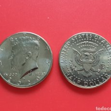 Monedas antiguas de América: USA EEUU 1/2 DOLAR 2020 KENNEDY, SIN CIRCULAR, CECA D (DENVER). Lote 235038275
