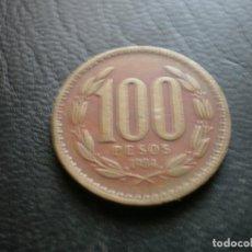 Monedas antiguas de América: CHILE 100 PESOS 1984. Lote 235832215