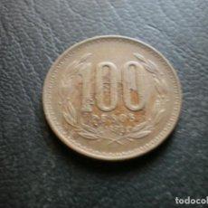 Monedas antiguas de América: CHILE 100 PESOS 1992. Lote 235832500