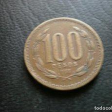 Monedas antiguas de América: CHILE 100 PESOS 1996. Lote 235832610