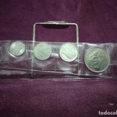 Monete antiche di America: SERIE DE 5 MONEDAS DE VENEZUELA, 1970´S, EN FUNDA. Lote 235935905