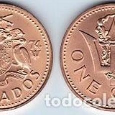 Monedas antiguas de América: BARBADOS – 1 CENT 1987, KM 10, CALIDAD MBC-. Lote 236668605