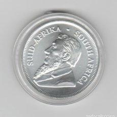 Monedas antiguas de América: SUDAFRICA- KRIGERRAND-1 ONZA-2021- PLATA-PROF. Lote 236741340