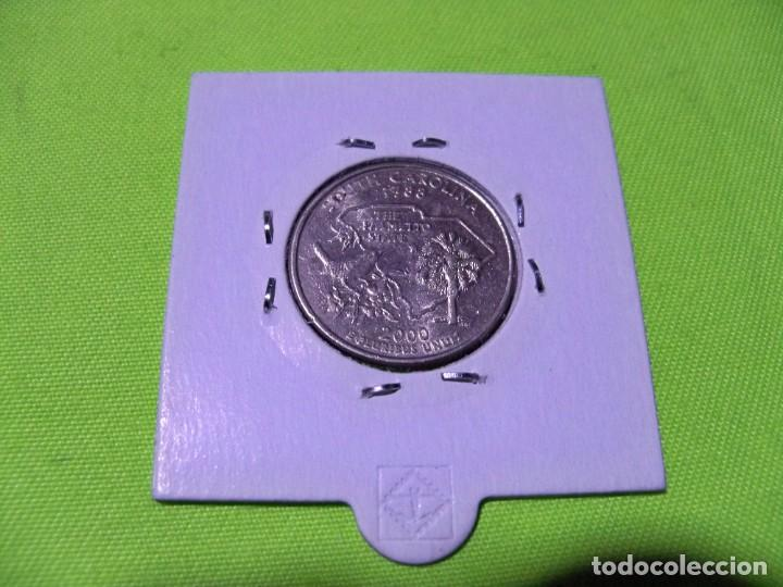 QUARTER DOLAR ESTADOS UNIDOS 2000 (Numismática - Extranjeras - América)