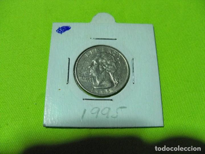 QUARTER DOLAR ESTADOS UNIDOS 1995 (Numismática - Extranjeras - América)