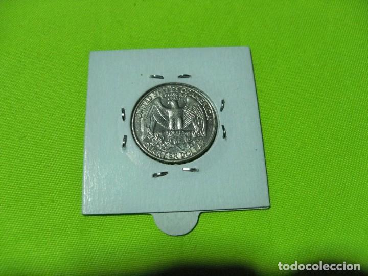Monedas antiguas de América: QUARTER DOLAR ESTADOS UNIDOS 1993 - Foto 2 - 236845405
