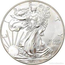 Monedas antiguas de América: MONEDA, ESTADOS UNIDOS, SILVER EAGLE, DOLLAR, 2015, 1 OZ, FDC, PLATA. Lote 237027140