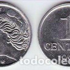Monedas antiguas de América: BRASIL – 1 CENTAVO 1969, KM 575.2, CALIDAD EBC+. Lote 237201485