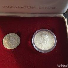 Monedas antiguas de América: CHE GUEVARA CUBA 1987. Lote 237319215