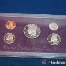 Monedas antiguas de América: DOLAR MINT PROOF SET. Lote 238810325