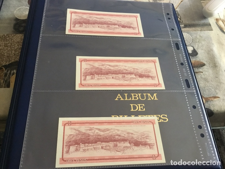 Monedas antiguas de América: CUBA. 3 billetes correlativos 3 pesos(certificados) - Foto 2 - 239831720