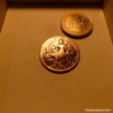Monnaies anciennes d'Amérique: MONEDA DE BRONCE DE 5 CENTIMOS DE FRANCIA AÑO 1909. Lote 194282012