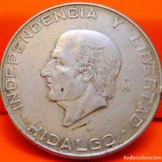 Monedas antiguas de América: MEXICO, 5 PESOS, 1955. PLATA. (870). Lote 242299510