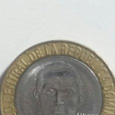 Monedas antiguas de América: MONEDA REPÚBLICA DOMINICANA 5 PESOS. Lote 243491600