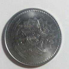 Monedas antiguas de América: LOTE DE DOS MONEDAS DE BRASIL. Lote 243492125