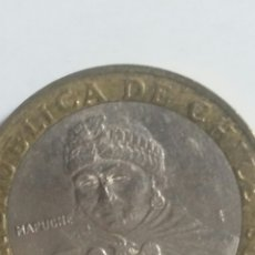 Monedas antiguas de América: MONEDA DE CHILE 100 PESOS. Lote 243492935