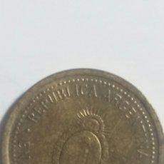 Monedas antiguas de América: MONEDA DE ARGENTINA 10 CENTAVOS. Lote 243493045