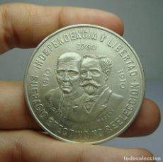 Monedas antiguas de América: 10 PESOS. PLATA. HIDALGO Y MADERO. MÉXICO - 1960. Lote 243899215