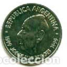 Monedas antiguas de América: MONEDA CONMEMORATIVA JORGE LUIS BORGES SC. Lote 244272765