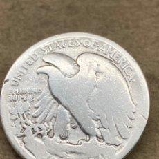 Monedas antiguas de América: MONEDA DE PLATA. Lote 244488325