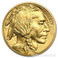 Monedas antiguas de América: MONEDA DE ORO AMERICAN BUFFALO 2021 1 OZ. Lote 244525045