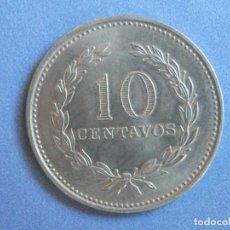 Monedas antiguas de América: EL SALVADOR MONEDA 10 CENTAVOS. AÑO 1975. CONSERVACIÓN: EBC LA MONEDA NO HA CIRCULADO. Lote 244642575