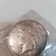 Monedas antiguas de América: USA. UN DÓLAR DE PLATA DE 1928, FALSIFICADO.. Lote 254687325