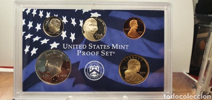 Monedas antiguas de América: SET MONEDAS ESTADOS UNIDOS 2008 CALIDAD PROOF EDICION QUE INCLUILLE SET QUARTERS CONMEMORATIVOS - Foto 2 - 245366300