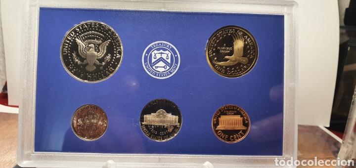 Monedas antiguas de América: SET MONEDAS ESTADOS UNIDOS 2008 CALIDAD PROOF EDICION QUE INCLUILLE SET QUARTERS CONMEMORATIVOS - Foto 3 - 245366300