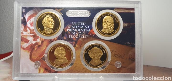 Monedas antiguas de América: SET MONEDAS ESTADOS UNIDOS 2008 CALIDAD PROOF EDICION QUE INCLUILLE SET QUARTERS CONMEMORATIVOS - Foto 6 - 245366300