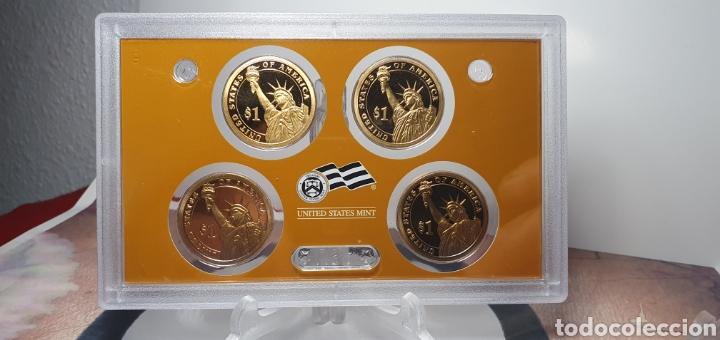 Monedas antiguas de América: SET MONEDAS ESTADOS UNIDOS 2008 CALIDAD PROOF EDICION QUE INCLUILLE SET QUARTERS CONMEMORATIVOS - Foto 7 - 245366300