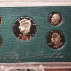 Monedas antiguas de América: SET MONEDAS ESTADOS UNIDOS 1995,CALIDAD PROOF. Lote 245531755