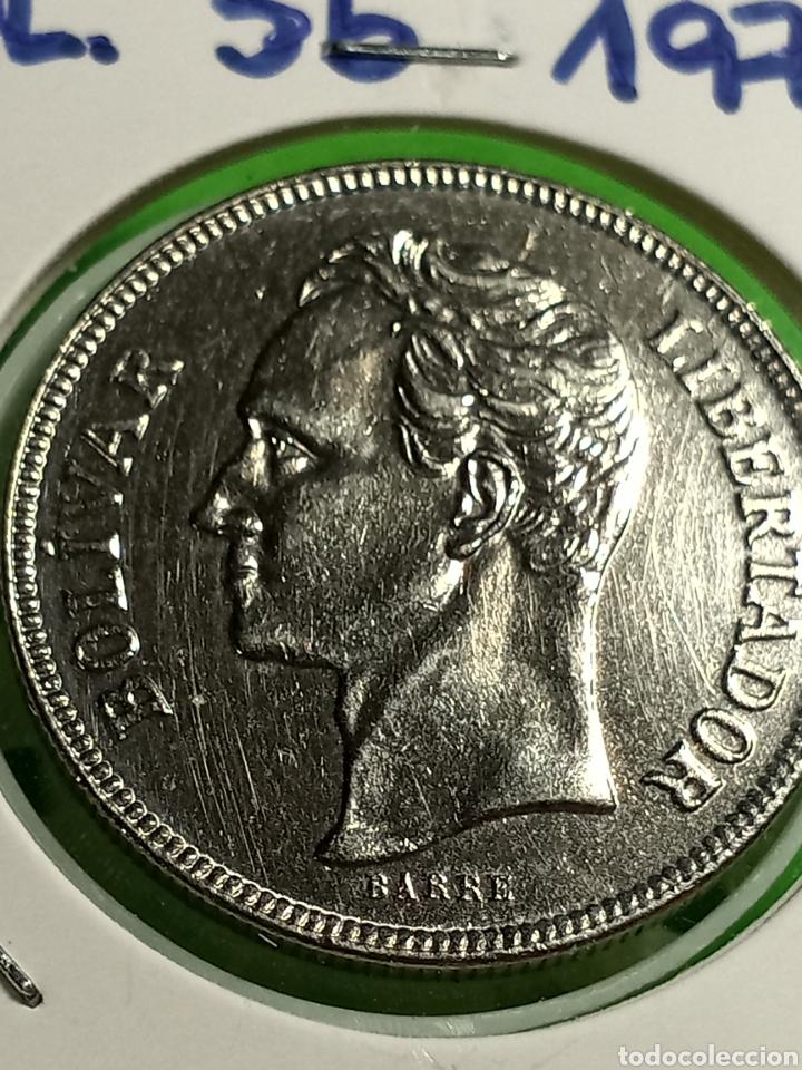 5 BOLÍVARES DE VENEZUELA 1973 (Numismática - Extranjeras - América)