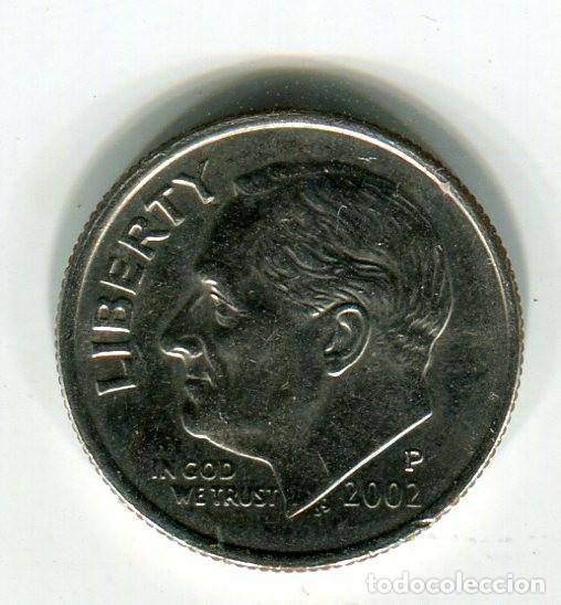 ESTADOS UNIDOS ONE DIME 1992 CECA P (Numismática - Extranjeras - América)
