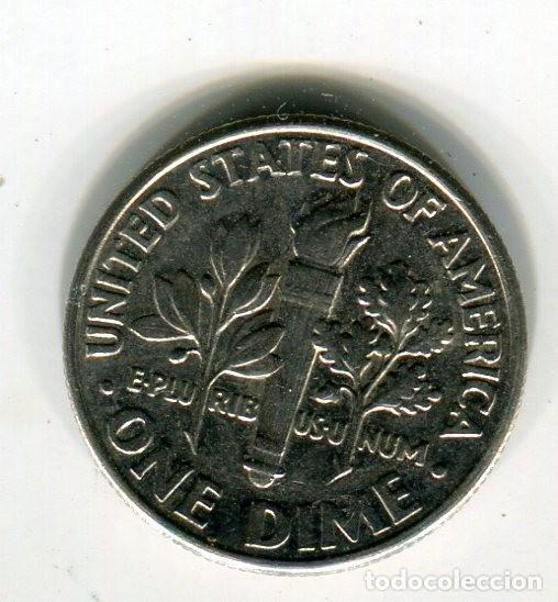 Monedas antiguas de América: ESTADOS UNIDOS ONE DIME 1997 CECA P - Foto 2 - 246019245