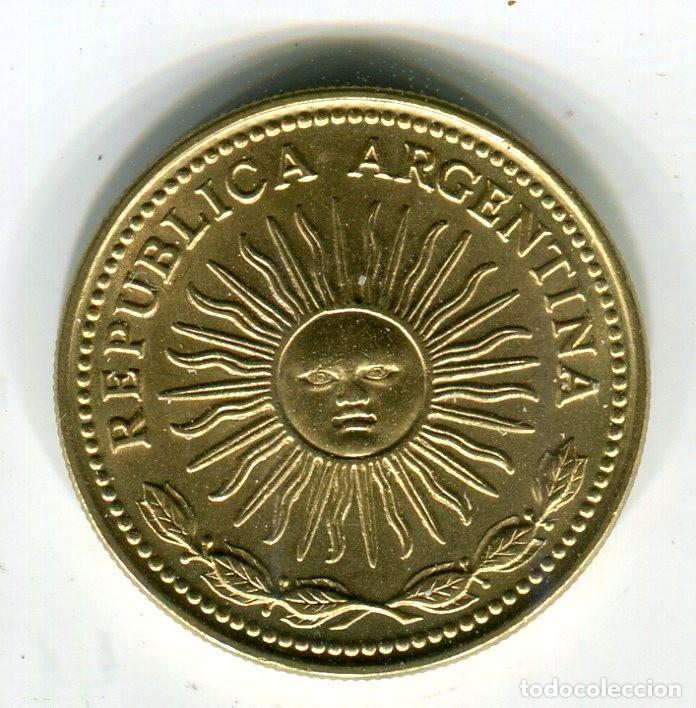 Monedas antiguas de América: ARGENTINA 10 PESOS AÑO 1978 - S - - Foto 2 - 246039005