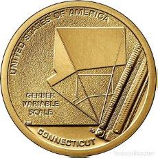 Moedas antigas da América: ESTADOS UNIDOS / USA 1 DOLAR 2020 INNOVADORES AMERICANOS ( ESCALA VARIABLE DE GERBER ) P. Lote 246598145