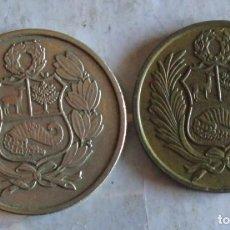 Monedas antiguas de América: 2 DE PERU (1). Lote 246638585
