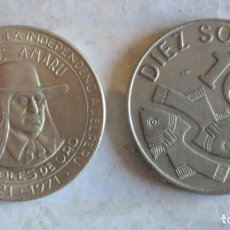 Monedas antiguas de América: 2 DE PERU (2). Lote 246638835