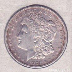 Monedas antiguas de América: ESTADOS UNIDOS - DOLAR - 1921D - PLATA - E.B.C++. Lote 247936375